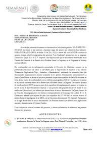 Opinion-Tecnica-CONANP-RBSL_19-Diciembre-2013